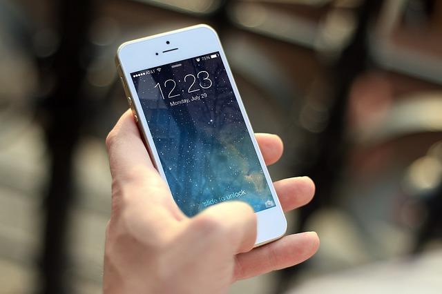 englisch sprechen - smartphone
