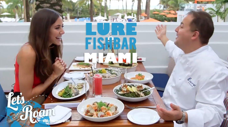 Miami y la comida en inglés