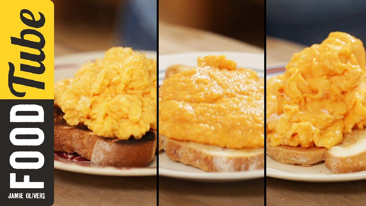 huevos y la comida en inglés