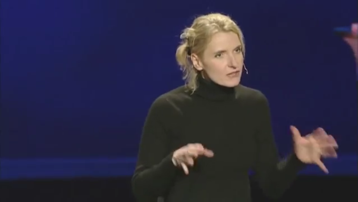 Elizabeth Gilbert ted-talks