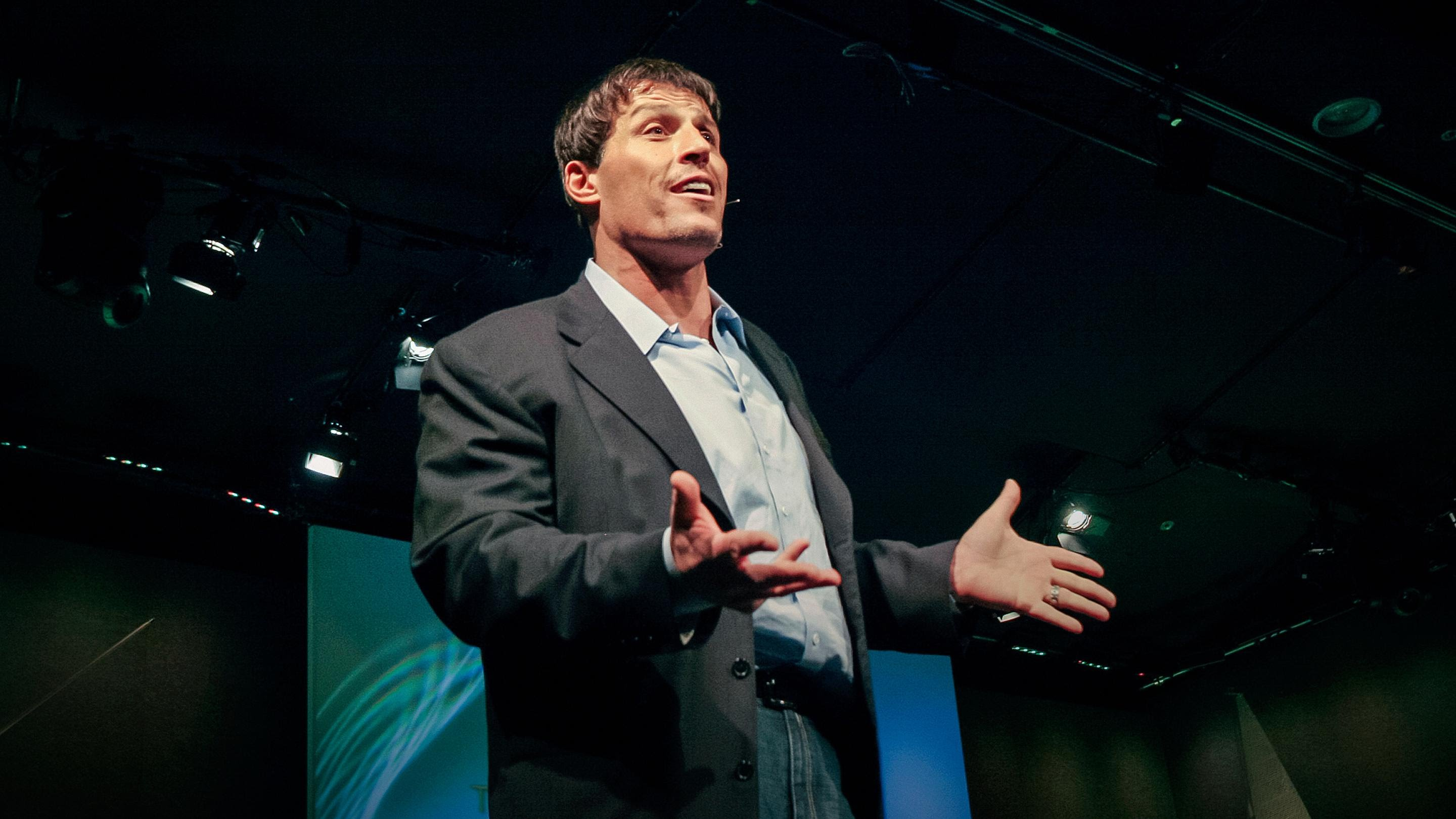 Tony Robbins ted-talks