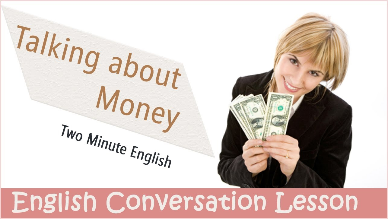 Learn English phrases for discussing currency and money